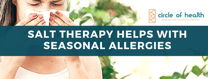 Salt Therapy Helps with Seasonal Allergy Symptoms