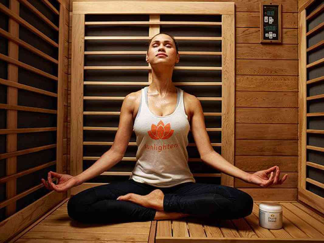 Infrared Sauna Naturally Improves Circulation for Better Blood Flow
